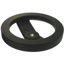 Aluminum 2 Spoke Handwheel without Handle