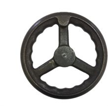 Unfinished Straight Handwheel