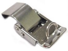 Lockable Over-Center Draw Latch