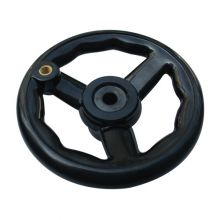 Plastic Three Spoke Handwheel