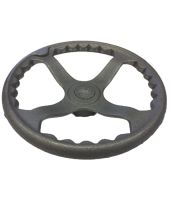 Unfinished Dished Handwheel