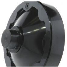 Solid Duroplast Handwheel with Folding Handle