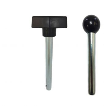 Ball & T-Handle Detent Pins