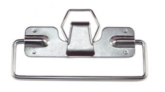 Draw Latch with Wire Handle