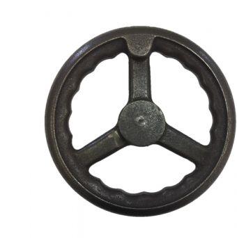 Unfinished Straight Handwheel