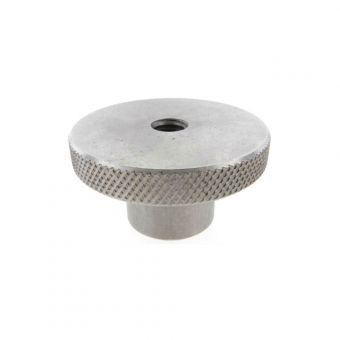 Knurled Control Knobs - Reamed Through without Set Screw