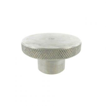 Knurled Control Knobs - Reamed without Set Screw