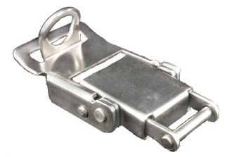 Lockable Compression Spring Draw Latch
