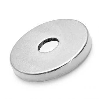 Neodymium Diametric Disc Magnet with Mounting Hole