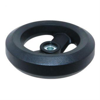 Nylon 2 Spoke Handwheel without Handle