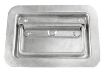 Recessed Dish Handle