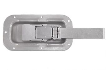 Recessed Latch with Long Hook