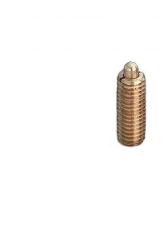 Brass Standard Spring Plunger with Standard End Force
