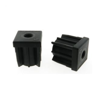Threaded Tube Ends-Square