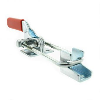 Latch and Hook Toggle Clamp