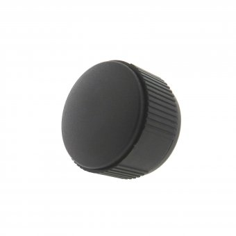 Thermoplastic Knurled Knob - Tapped